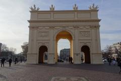 Brandenburger Tor in Potsdam (November 2018)
