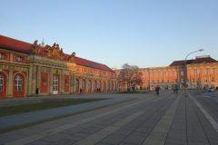 Filmmuseum Potsdam mit Stadtschloss