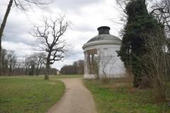 Freundschaftstempel Park Sanssouci in Potsdam