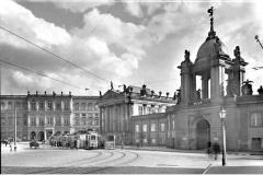Potsdam, Am Alten Markt, Kortinaportal und Palast Barberini