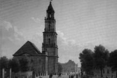 Garnisonkirche, um 1827