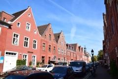 Holländisches Viertel in Potsdam, September 2019