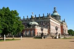 Neues Palais Potsdam Sanssouci