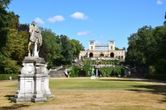 Orangerie im Park Sanssouci Potsdam