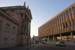 Potsdamer Stadtschloss mit Fachhochschule Potsdam in 2017