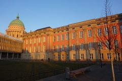 Potsdamer Stadtschloss im Januar 2017