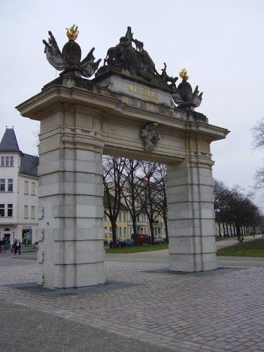 Jägertor Potsdam 2012