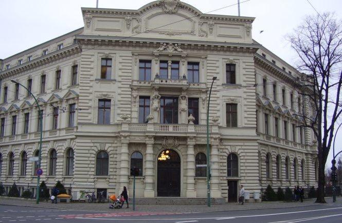 Potsdamer Landgericht in 2012