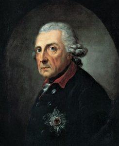 Friedrich II - als Friedrich der Große