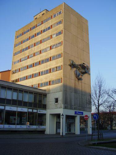 Haus des Reisens Potsdam in 2012