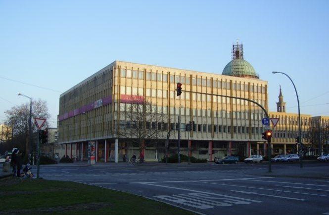 Stadt- und Landesbibliothek Potsdam in 2012