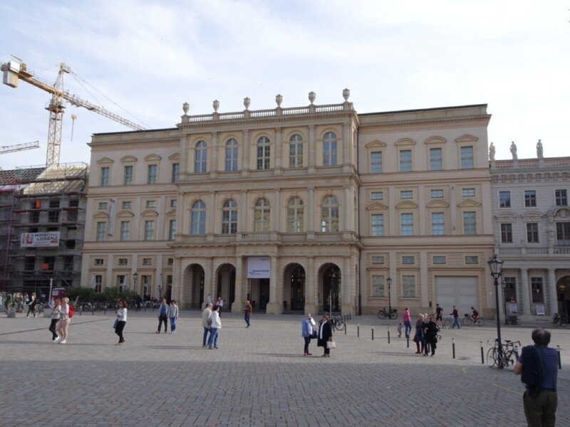Museum Barberini Potsdam im Oktober 2018