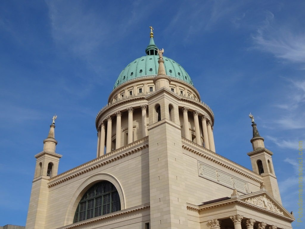 Nikolaikirche am alten Markt Potsdam