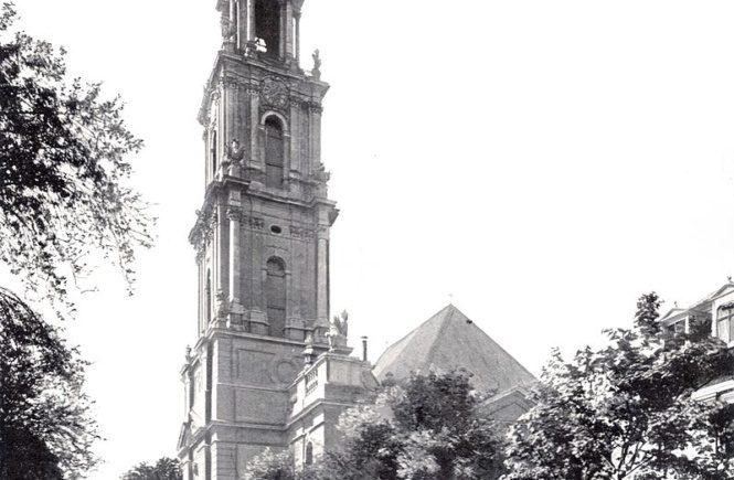 Garnisonkirche, 1904