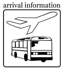 arrival information