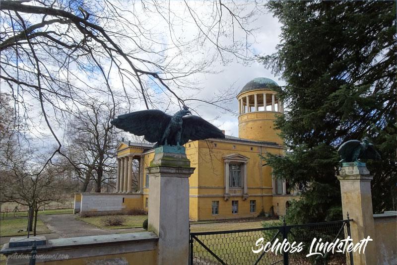 Schloss Lindstedt, Potsdam, Sanssouci, Park