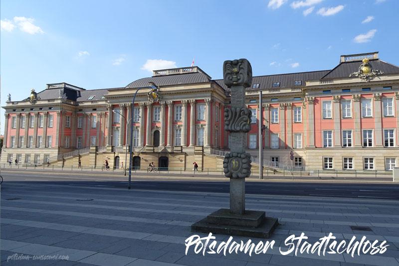 Stadtschloss, Potsdam, Potsdamer Stadtschloss, Schloss, Castle, Palace