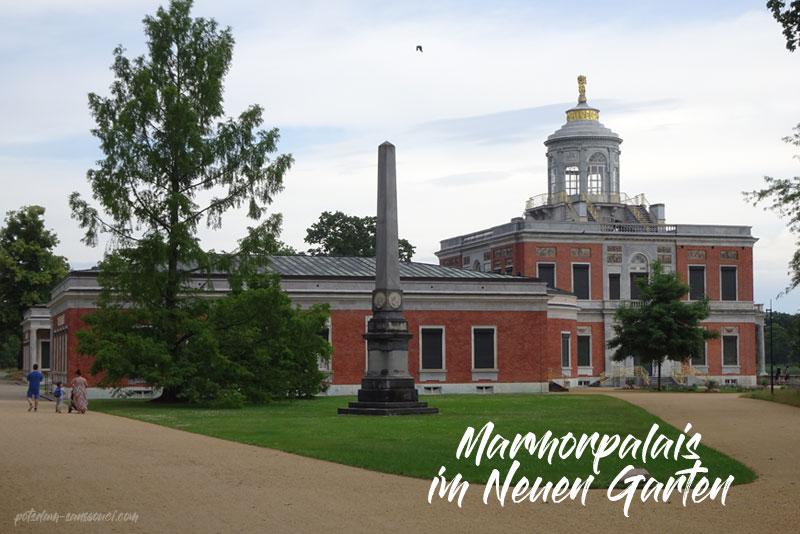 Marmorpalais, Neuer Garten, Potsdam