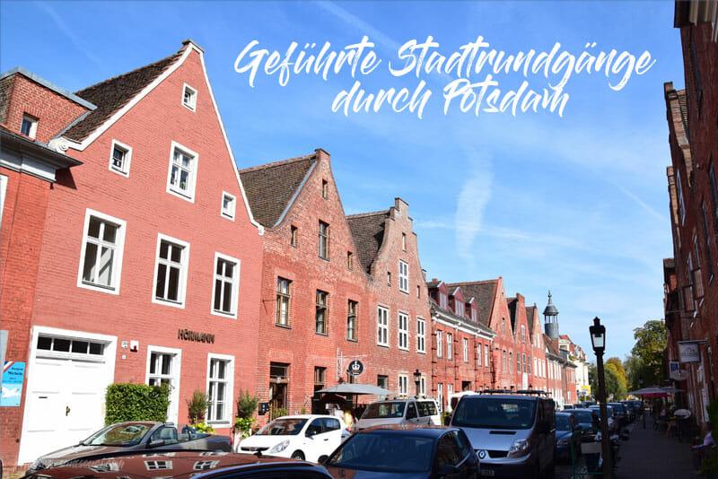 Potsdam, Stadtrundgang, Stadtrundgänge, Sehenswürdigkeiten, Touren