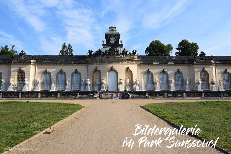 Bildergalerie, Sanssouci, Park Sanssouci, Potsdam